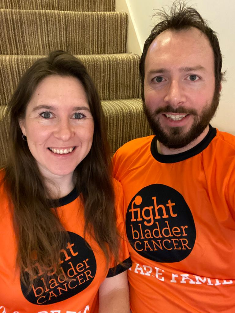 We're just over 1wk into our Virtual Three Peaks #LockdownChallenge & we're 30% complete, passing 400 flights of stairs yesterday!  We're raising money for @BladderCancerUK - learn more at   Keep climbing!  #virtualthreepeaks #lockdown #stayactive #fitness