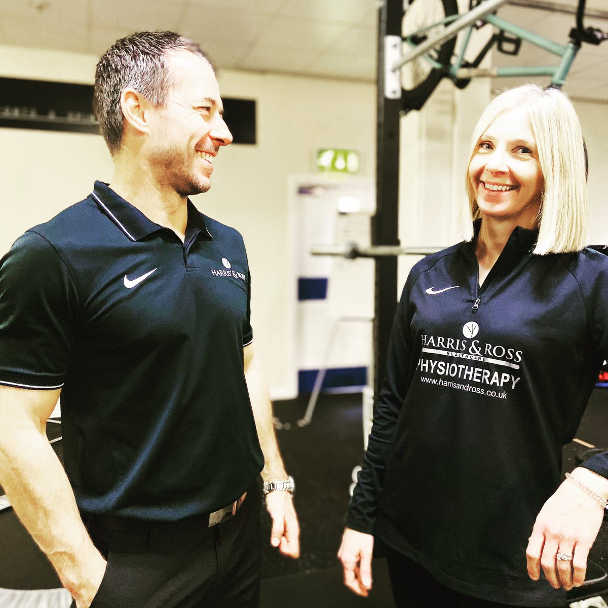 #FlashbackFriday #HowWeStarted   Harris & Ross formed in 2004 & grew from a desire to bring the same level of #care provided to #elite #athletes to the general public; bridging the gap between how #professional #sports people were being treated&what was available to everyone else