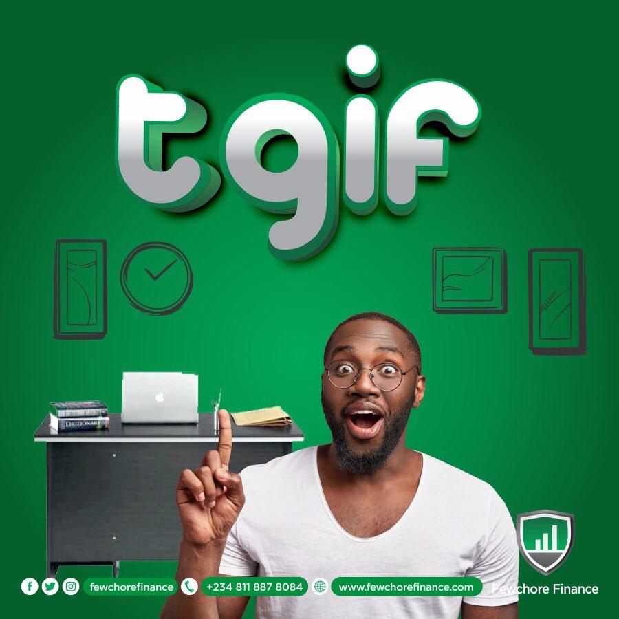 TGIF!!!  #FridayThoughts #TGIF #FridayMotivation #fridaymorning