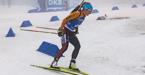 Gleich fünf deutsche Biathletinnen sind morgen beim Massenstart dabei. Vanessa Hinz und Marion Deigentesch  können sich dabei noch ihre WM-Norm sichern. #Biathlon #Wintersport #worldcup #Antholz @IBU_WC @biathlonantholz