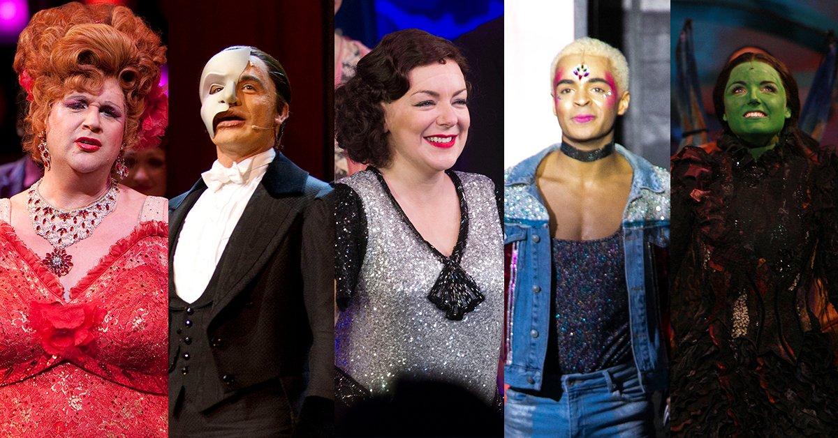 BBC's musical celebration The Greatest Show: every stage show set to perform