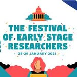 Image for the Tweet beginning: The Festival of Early Stage