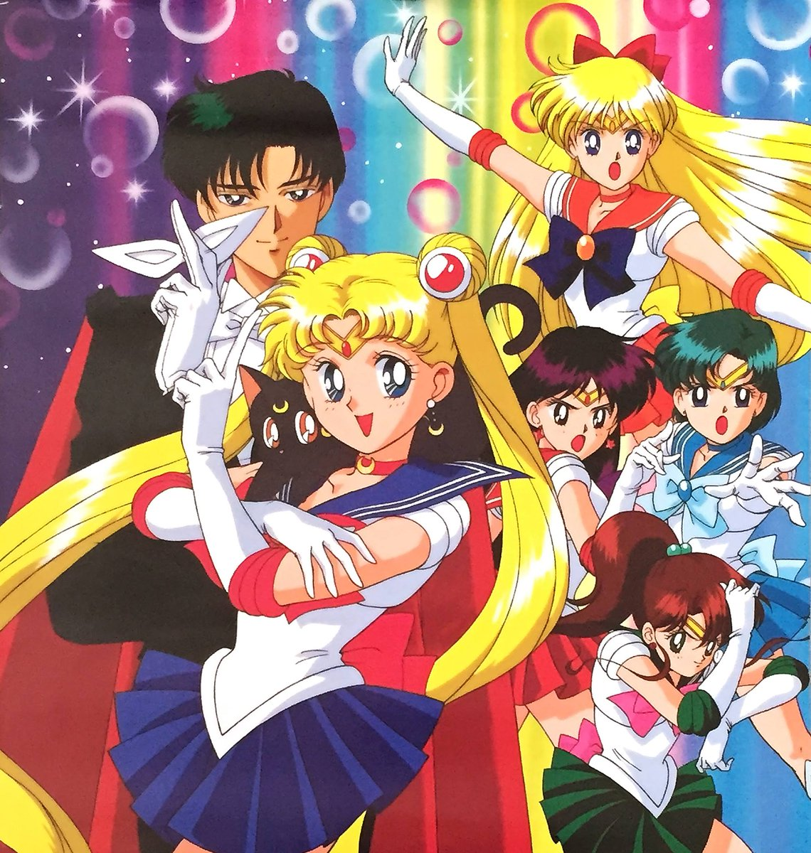 Replying to @HourlyUsagi: #SailorMoon #セーラームーン