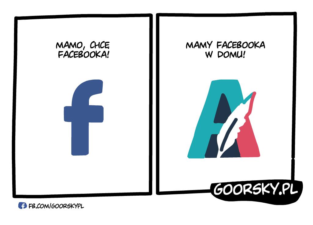 Nie marudzić 😎 #goorsky #facebook #Albicla https://t.co/vT8BLn5llV