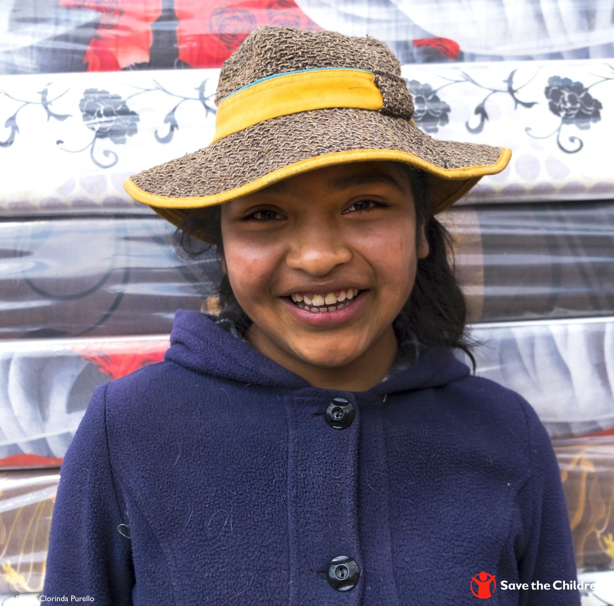 """""""I learned to be an entrepreneur.""""   15-year-old Jesica learned how to run a business at a Save the Children program in Bolivia. Now her family has expanded their business to include mattress making—helping them make ends meet during the coronavirus pandemic. #FridayMotivation"""