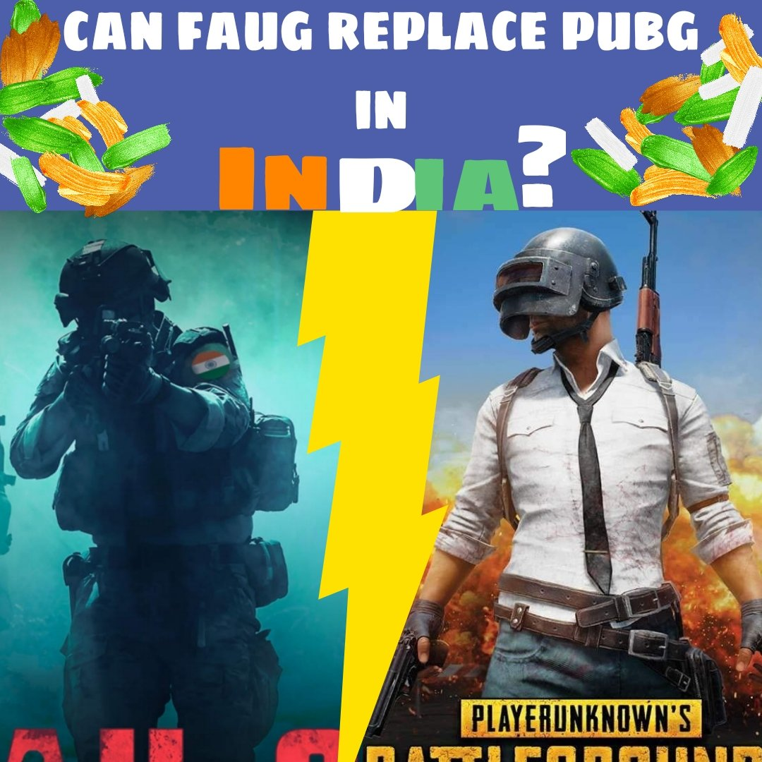 Faug will be released on 26th of January. We must be happy about the fact that Indian companies are trying to develop games for mobile users. Is this game really worth the hype? Can FAUG replace PUBG in India?  #PUBGMOBILE #FAUG #RepublicDay2021 #India