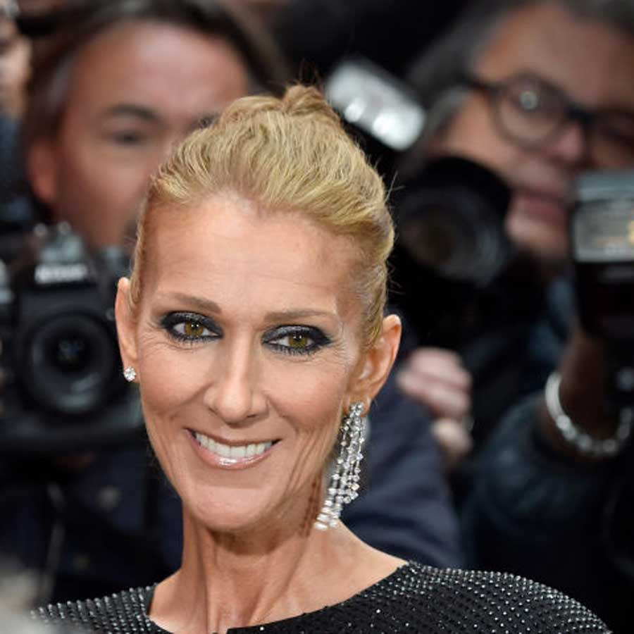 Celine Dion lovely earrings #30daysidolchallage  #day21 #FlashbackFriday