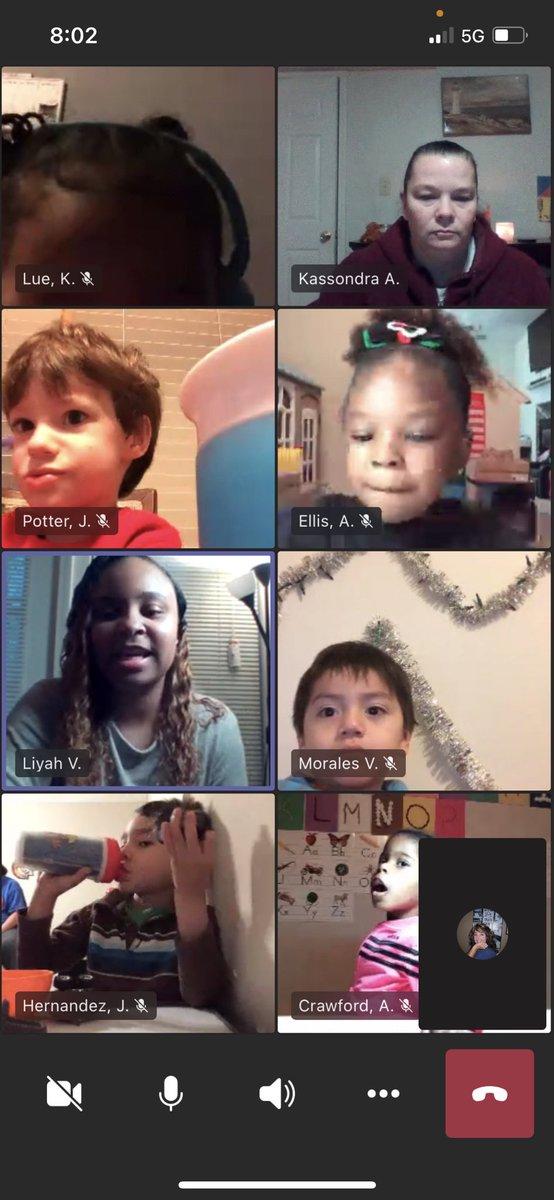 Friyay in Preschool  #fridayvibes #virtualclassroom #virtualteaching