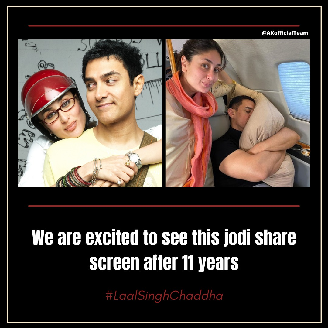Really looking forward to this film @aamir_khan  #aamirkhan #LaalSinghChaddha