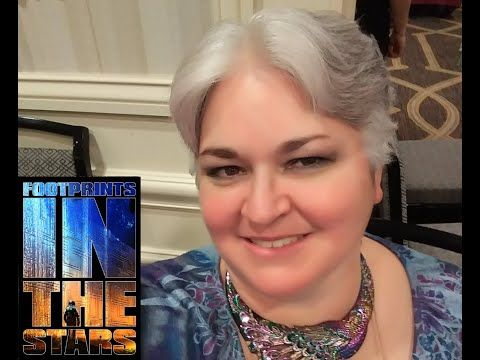 "The #eSpecBooksAuthorReadingSeries presents @DMcPhail reading her story ""Dawns a New Day"" from #FootprintsInTheStars   #AuthorReadings #excerpt #sciencefiction @YouTube #YouTube"