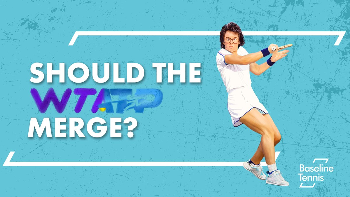 The potential unification of the tours also presents an opportunity to consolidate resources that would allow for funding to be released back into the sport.   Owen Midha & @cviner87 on the mooted ATP & WTA merger. 👀📺👇   #ATP #ATPTour #wta #wtaforthegame