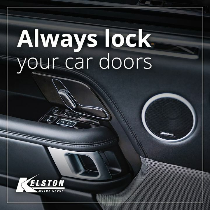 Always lock car doors - Let's make it difficult for invaders to get into our spaces. Locking your car doors must become second nature. #carcrimeprevention #roadsafety