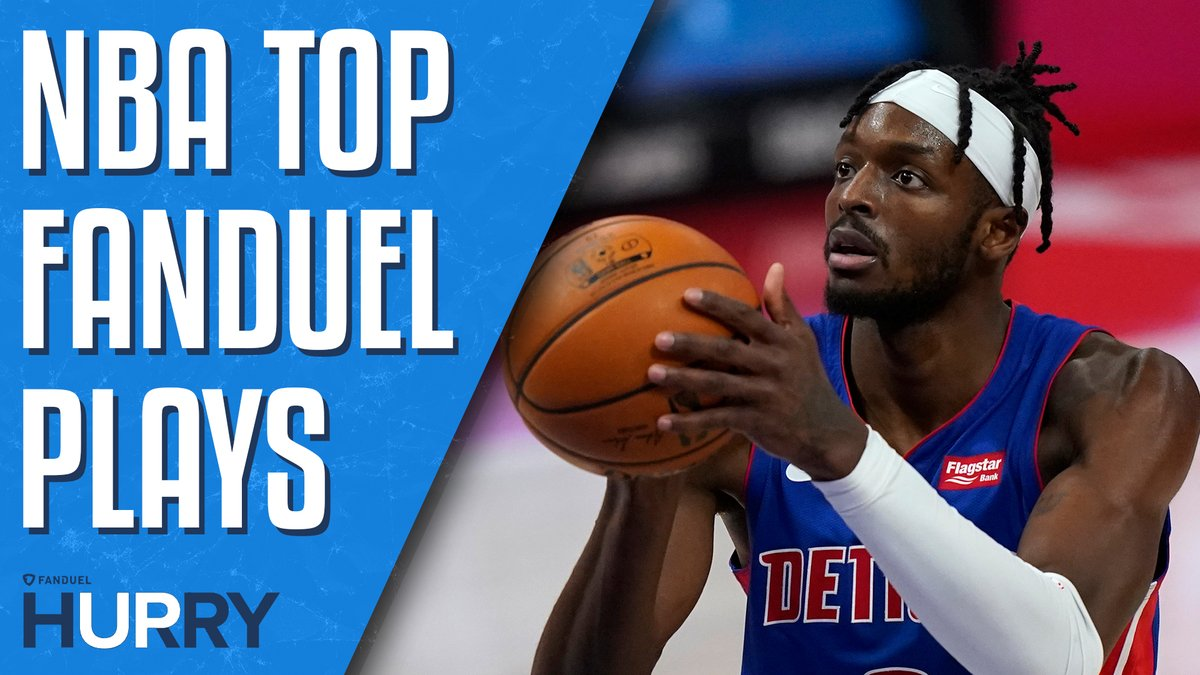 Find out which DFS stud on the Pistons @DFS_Tom wants to target tonight 🎯  Full episode: