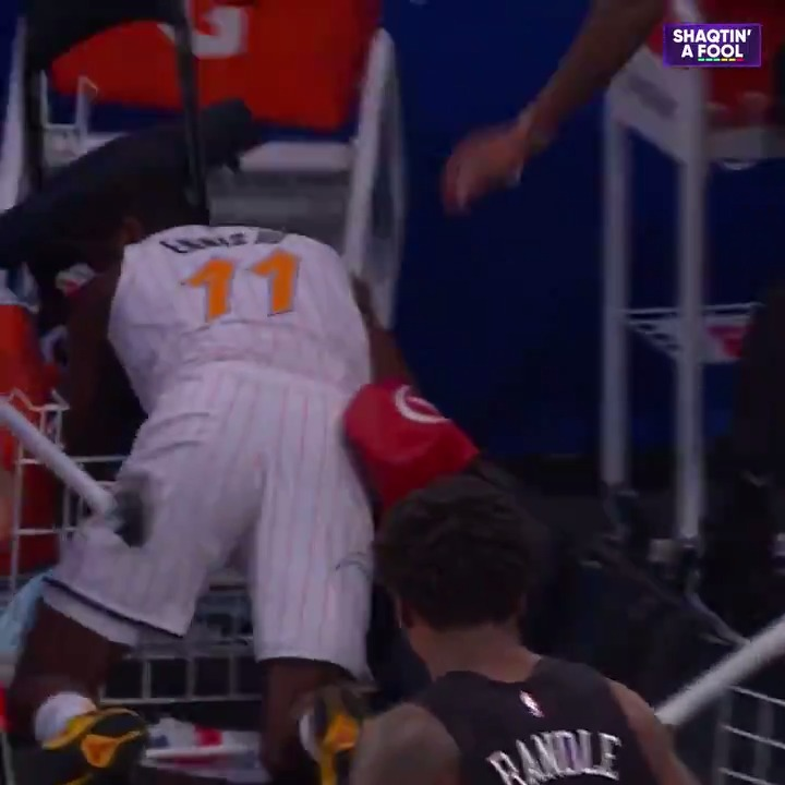 Replying to @shaqtin: These #Shaqtin moments just missed the cut this week 🤣