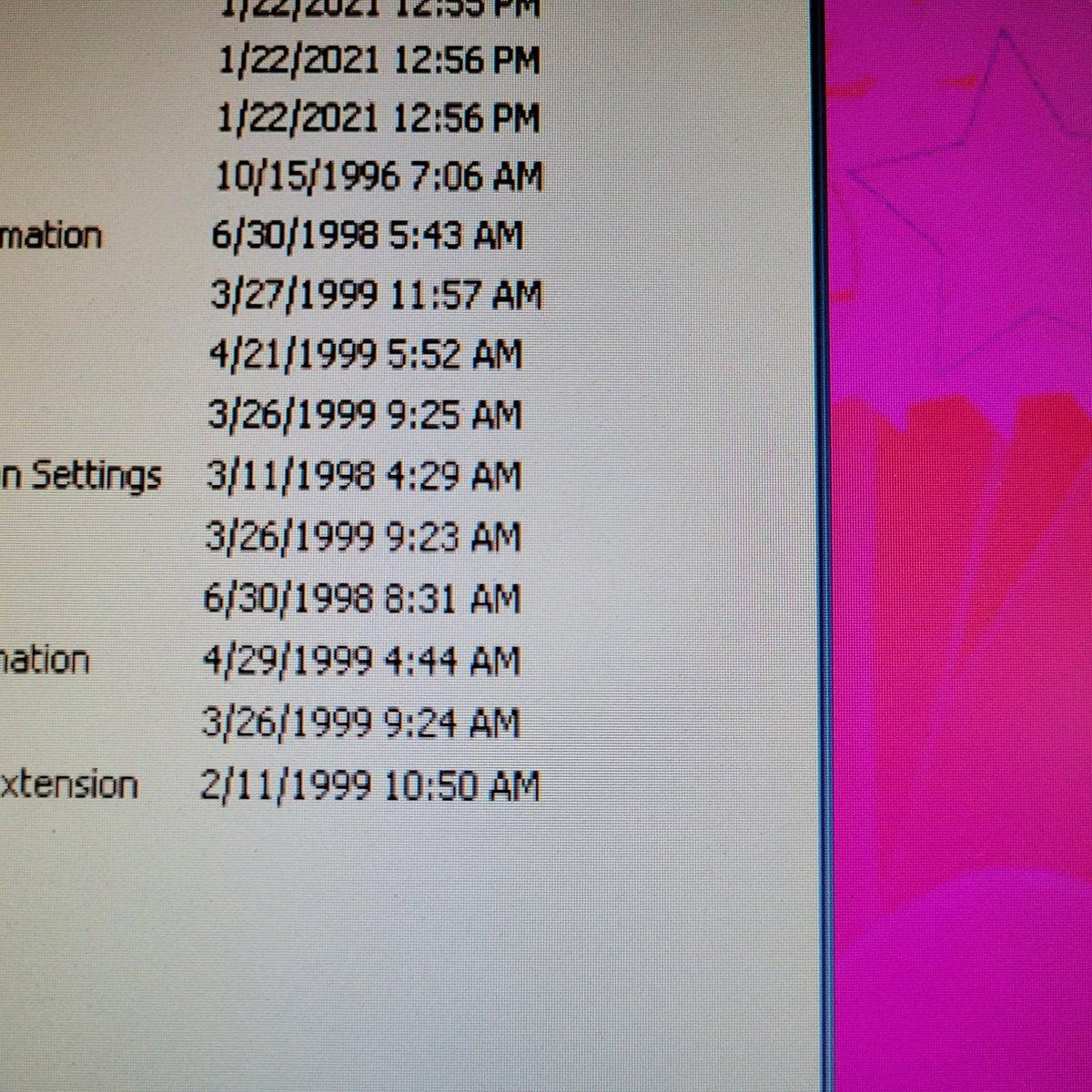 Tell me these files are older than you #idareyou #lol #windowsME