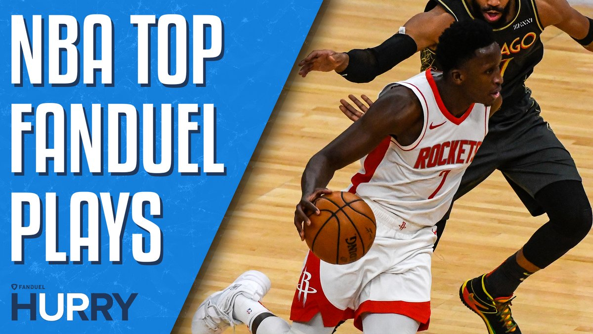 John Wall is out. Christian Wood is out.   @DFS_Tom sees a ton of upside for Victor Oladipo tonight 📈  Full episode: