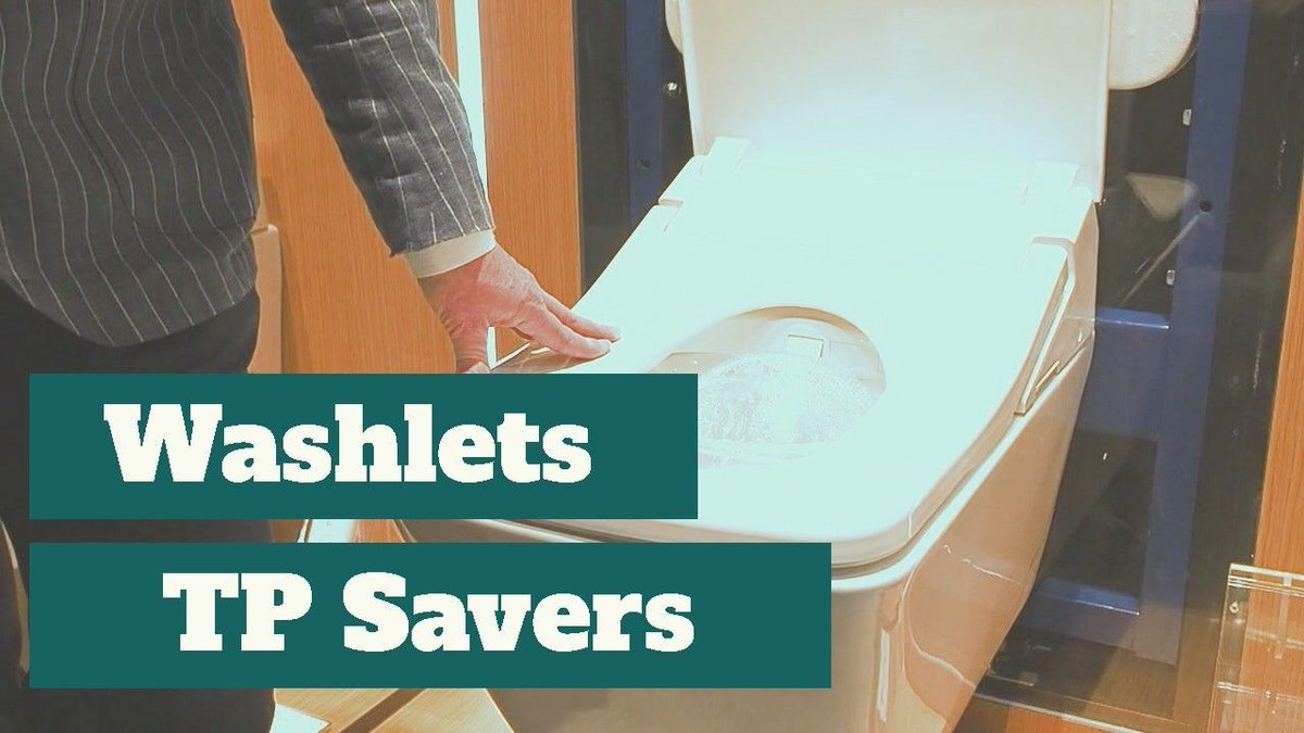 Discovering the Benefits & Experience of Wall Hung Washlet Toilets with @TOTOUSA (Video):  #toilets #washlet #bidet #construction #building #buildings #bathrooms #greenbuilding #waterconservation #water #sustainability #plumbing #bathroom Save #toiletpaper!