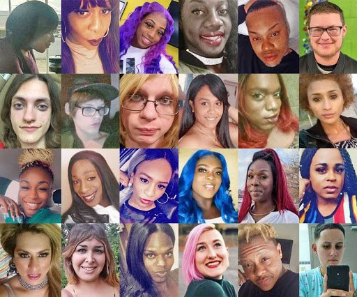 All #transgender all #killed in #2020wrapped