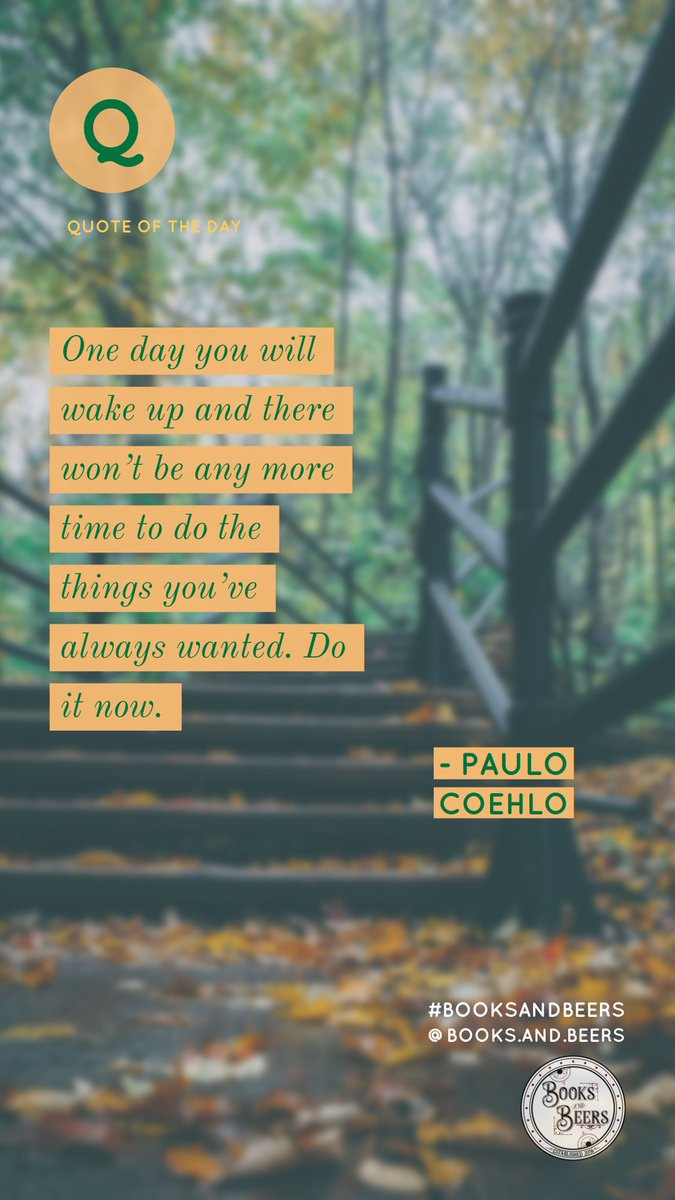 Quote of the day! #paulocoelho #quote #quoteoftheday #quotes #fridaymorning #FridayMotivation