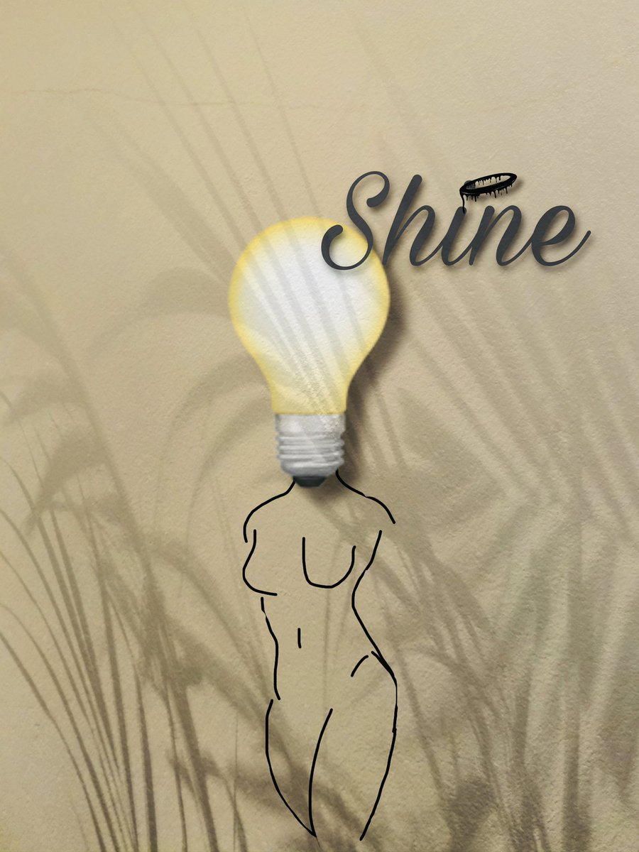 Good Evening #WritingCommunity   To shine your brightest light is to be who you truly are ⭐️  #shine #FridayVibes #styling   For those who style like to shine hit the link below👇