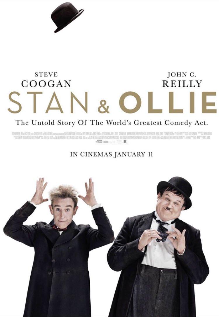 Denna pärla finns just nu på #svtplay Otroligt fin och rolig. Steve Coogan och John C. Reilly är enastående. https://t.co/yZStnW12OT