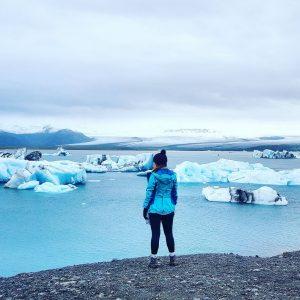 A Jaw Dropping Personal Experience - Jökulsárlón Glacial Lagoon, Iceland -   #travel #lookatourworld #travelbloging #travelbloggers #iceland #travelphoto