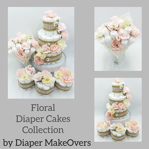 #epiconetsy #craftychaching #diapercake #babyshower #babygirl #newmommy #flowers #promotingwomen #babyshowerdecor #handmade #diapercake #etsyshop
