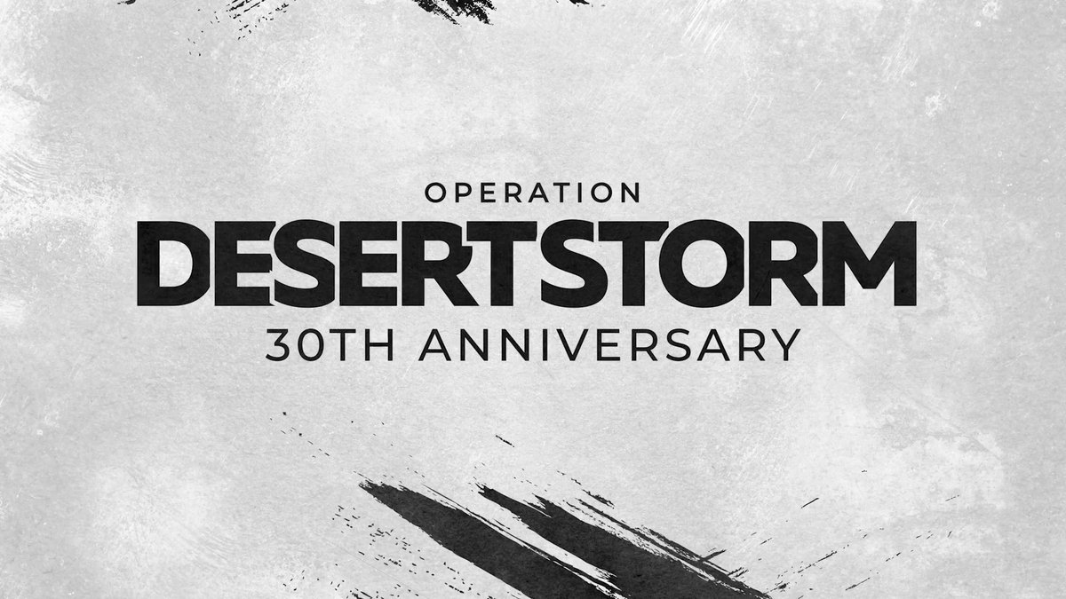 In the first space war, our satellites revealed the way.  Weather, LANDSAT, multi-spectral imagery, GPS, early-warning, tactical receive equipment, and various satellite systems were critical to the coalition's success. #DesertStorm30 #TeamSpace #SemperSupra