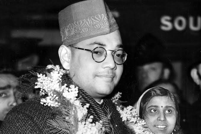 Wishing a Happiest 124th🌹 to The Great One💫, wherever he is❤️ :') #Netaji #SubhasChandraBose #INA #FreedomFighter #GreatestOfAllTime #Legend