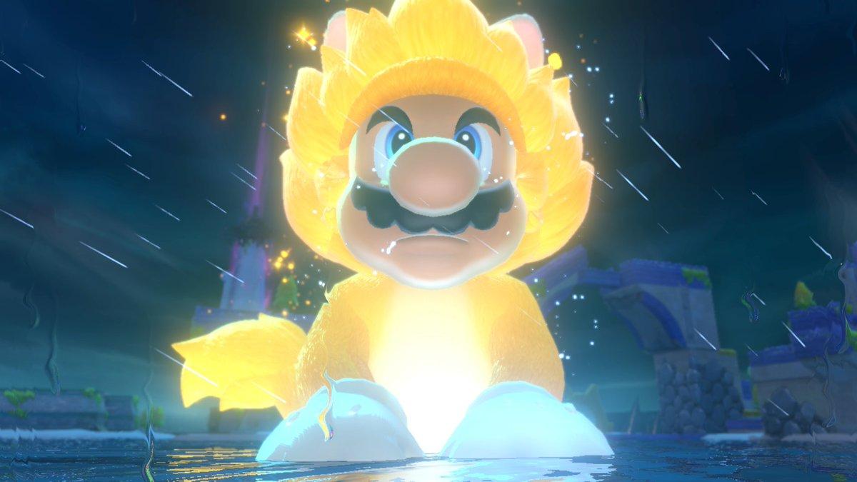 𝗦𝗨𝗣𝗘𝗥 Mario  #SuperMario3DWorld #BowsersFury