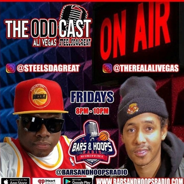 """Check my guys out tonight w/ """"The Oddcast"""" at 8pm on  download the app for #Apple and #android #BREAKING #fridaymorning #coronavirus #COVID19 #NEW #streaming #Livestream #live"""