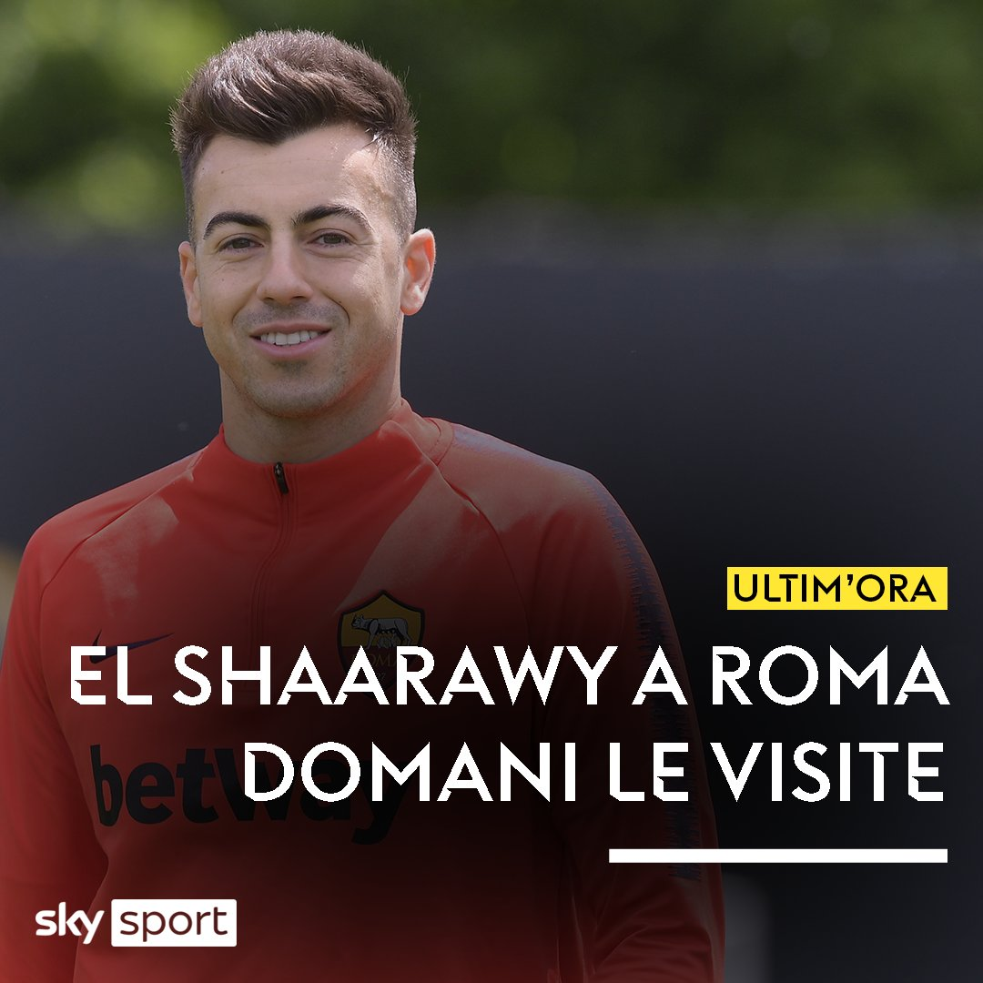 #ElShaarawy