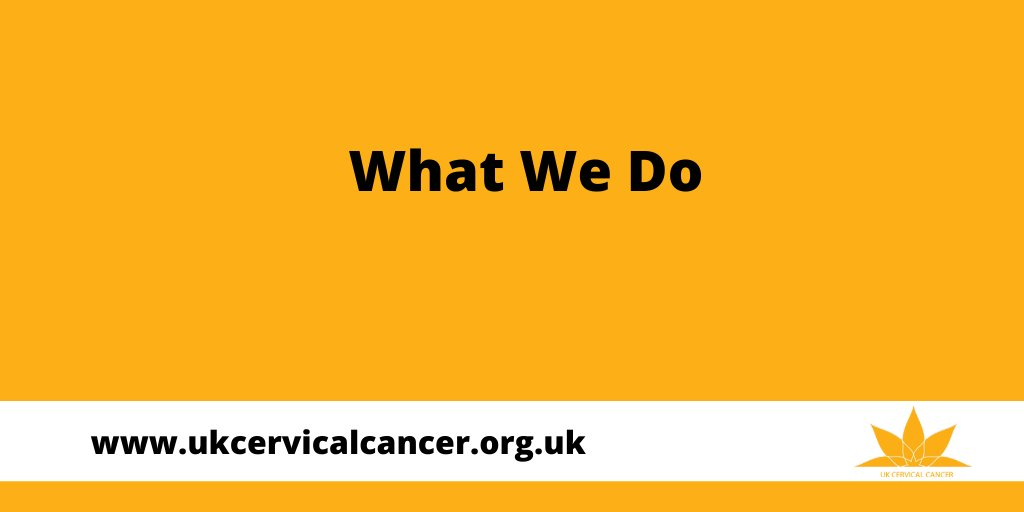 #CervicalCancer is the leading cancer killer of women in developing countries. Every year, over 270,000 women worldwide die from this serious disease and yet it is highly preventable.   Check out what we do, here in the UK and Overseas  ▶️