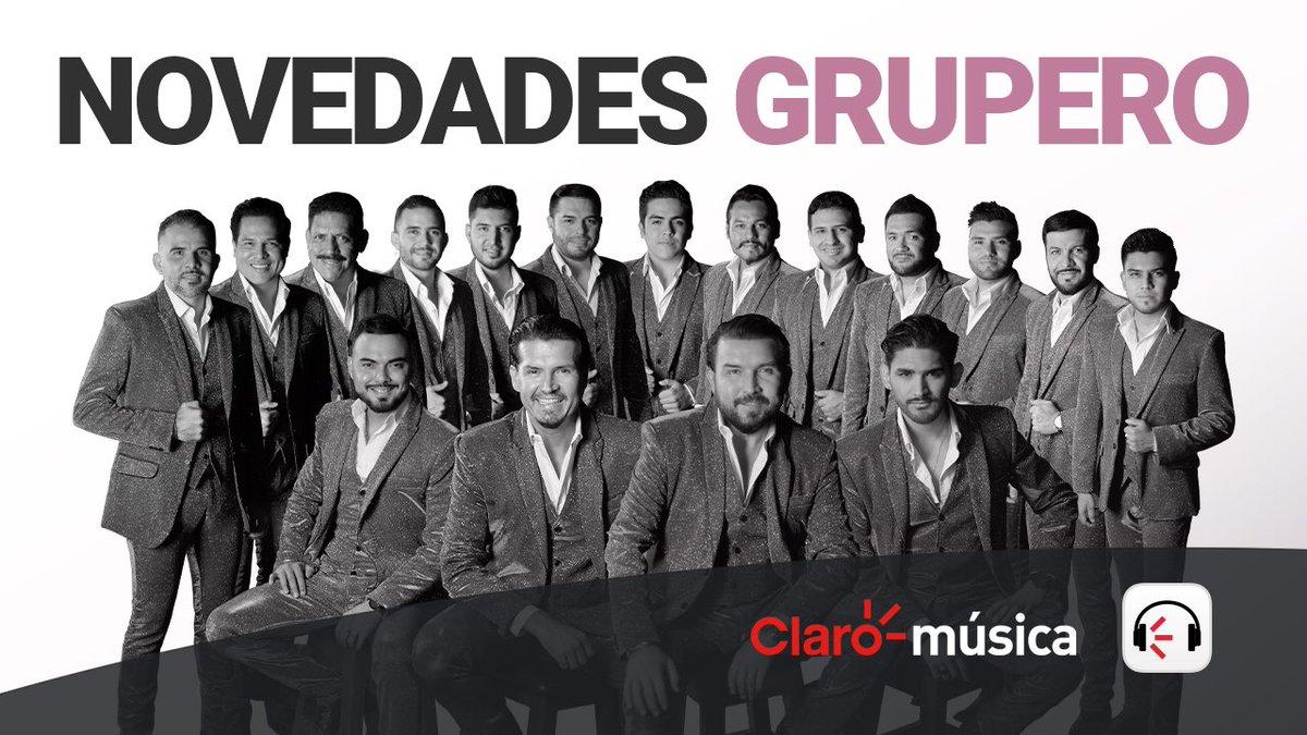 """Escucha """"VOY PA ARRIBA Y CON VIADA"""" en la playlist """"Novedades Grupero"""" de @ClaromusicaMX 👉"""