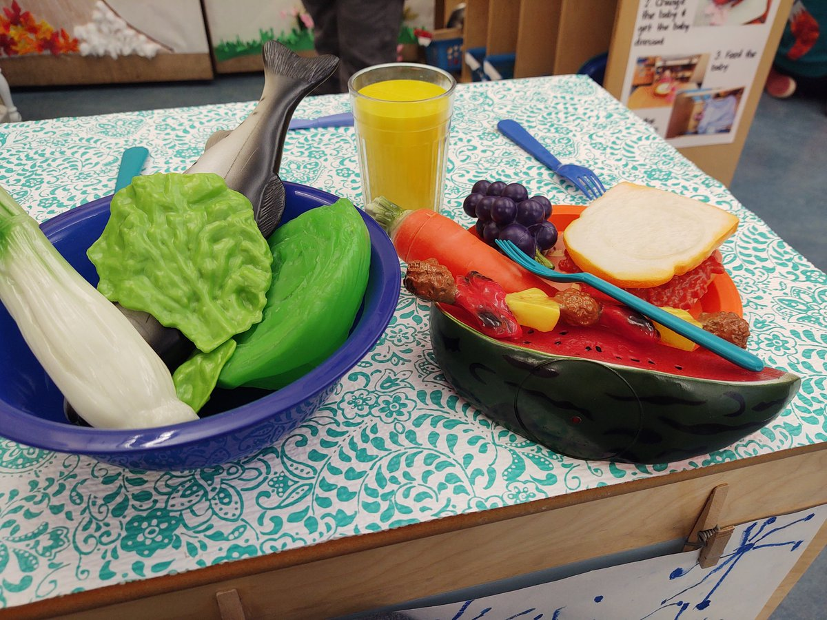 """I was invited to """"lunch"""" @Lyncourt_UFSD in @Pyland_Lyncourt UPK class #allfoodgroups #fullbelly #thankyou"""