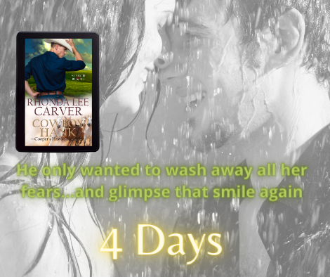 Pre-order Now! 4 Days!! Cowboy Hank (Book 3, Cooper's Hawke Landing Series) Ebook:  Paperback:   A sweet, emotional story with action and intrigue. Allow Hank and Helena (and Freya) into your heart... #lovestory #romancebook #cowboys