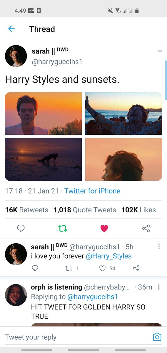 @mmitgolden it's just the sunset pictures, idk thats weird https://t.co/0Mnv28heOG