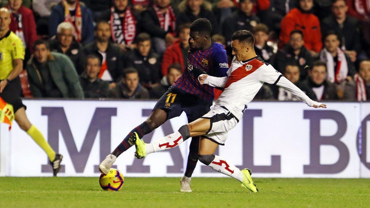 📌 HORARIO CONFIRMADO ⚽ Rayo Vallecano - Barça 🗓 Miércoles, 27 de enero ⏰ 21 horas 🏆 1/8 de la #CopaBarça 🔵🔴 #ForçaBarça