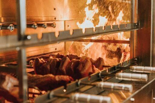 A little chilly? We know how to keep you warm on a cold North Texas day! Come on in to 12 Cuts Brazilian Steakhouse - the freshly fire-roasted meats will keep coming as long as it takes to warm you up! #12Cuts #Churrascaria #NorthDallas #DineLocal #MeatLovers #WarmUp
