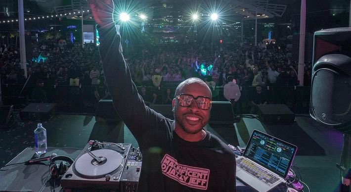 Jeffrey Allen Townes AKA: DJ Jazzy Jeff is celebrating his 56th birthday today! 🥳 #MusicIsLife #FridayThoughts #FridayVibes #80s