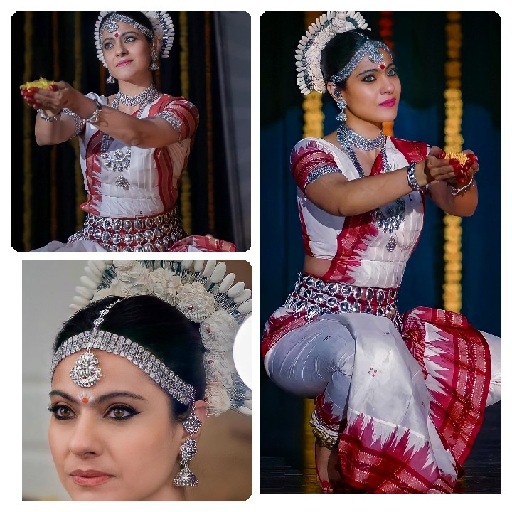 @itsKajolD is always known for doing challenging roles.  Dis time also she did..at another challenging role.. which she never did before. WATCH #Tribhanga.  #KAJOL in different Aavtar.💞😊💞