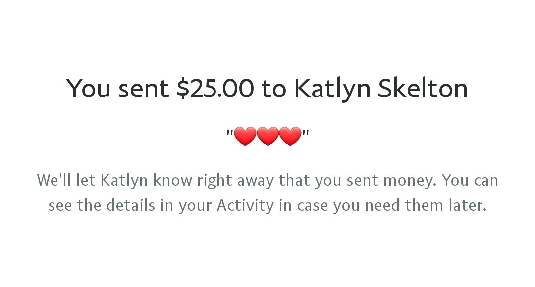 Who's gunna match me? The goal is $500 by Monday. I need some help here.  Please retweet for awareness and send @KatSkelt some healing vibes. 🙌❤