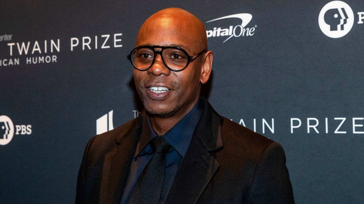 @TheRoot's photo on Dave Chappelle