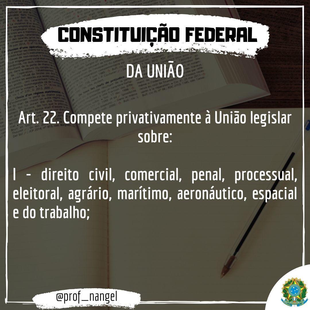 #direito #civil #comercial #penal #processual #eleitoral #agrário #marítimo #aeronáutico #espacial #trabalho https://t.co/HWYz6IRtg9