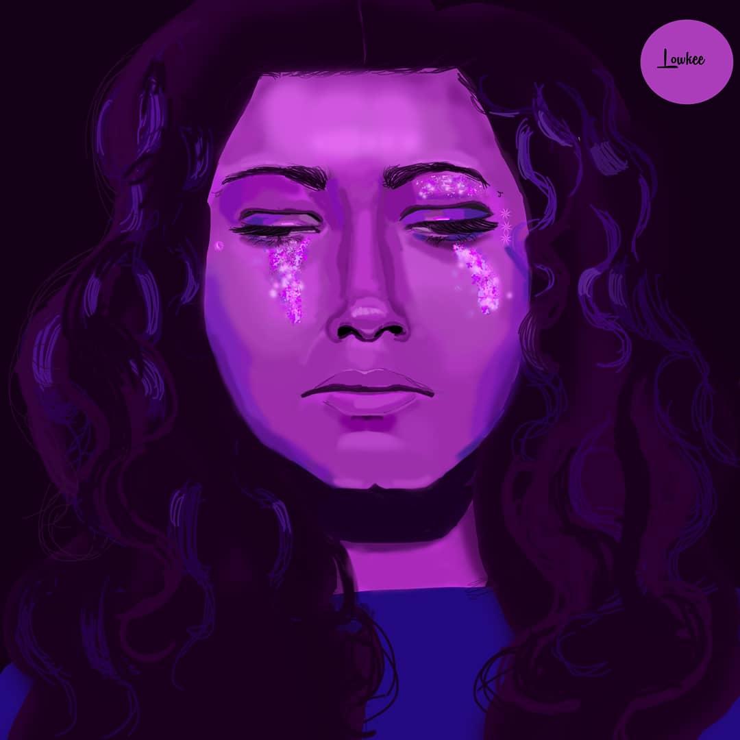 This is my girl sad #rue #Euphoria #EuphoriaHBO @Zendaya