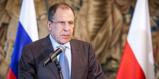 #موسكو-#سانا #لافروف: #روسيا تدعم مواصلة تطوير التعاون مع #هنغاريا في مجال توريد لقا*ح (سبوتنيك في) التفاصيل على الرابط 👇