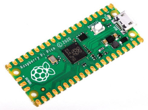 Raspberry Pi Launches Pico Board Featuring Their Own Silicon   @Raspberry_Pi   #Fridaythoughts #RaspberryPi