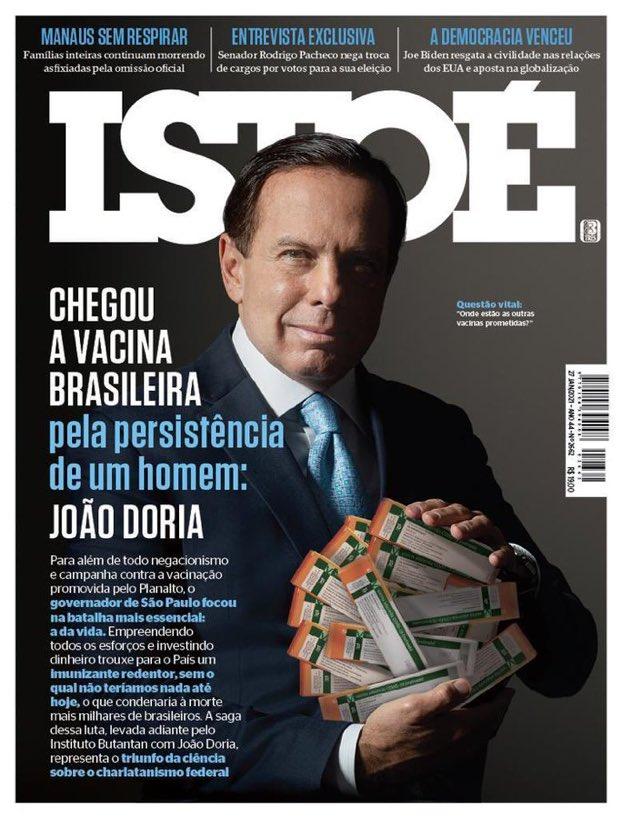Quer dizer que essa capa irritou Bolsonaro e irrita o gado?