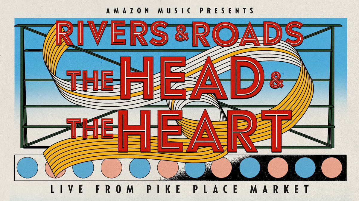 After 11 years together as a band and countless life changing experiences, we're so excited to finally share our story like it's never been told before.  Rivers and Roads • The Head and The Heart • Live from Pike Place Market  Out now on @PrimeVideo