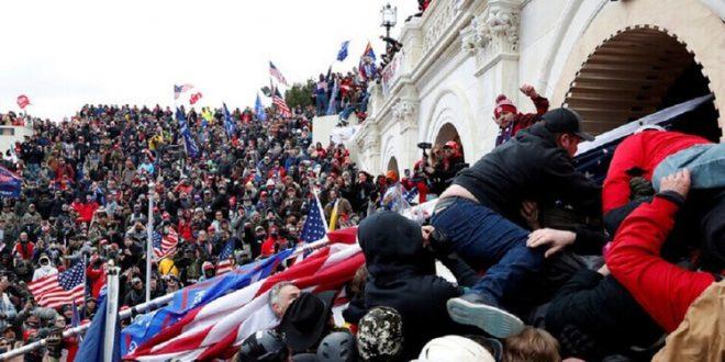 #عربي || #دولي || #موسكو || #سانا دراسة: انقسام غير مسبوق في المجتمع الأمريكي التفاصيل على الرابط 👇